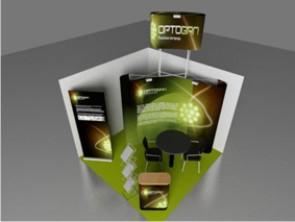 3D-моделирование выставочного оборудования - услуги компании «ВиАрт»