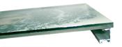 Алюминиевый профиль Nielsen для крепления изображений к стене