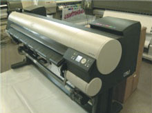 Canon - IPF 9000 - плоттер для широкоформатной интерьерной печати