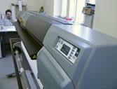 HP 5500 - плоттер для широкоформатной интерьерной печати