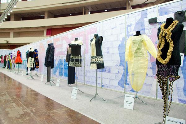 Выставки модной одежды