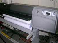 HP DesignJet 5500 - плоттер для широкоформатной интерьерной печати