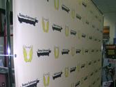 Выставочный стенд на основе системы профилей Joker