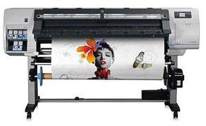 Латексная печать - широкоформатная печать латексными чернилами