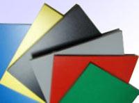 Цветной пластик ПВХ