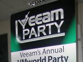Мобильный стенд Veeam Party
