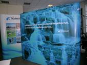 Выставочный стенд для компании «Полихим»